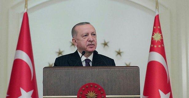 BiP ve Telegram'a katılan Erdoğan'dan yeni paylaşım