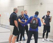 Norveç ekibi Sarpsborg İstabula geldi