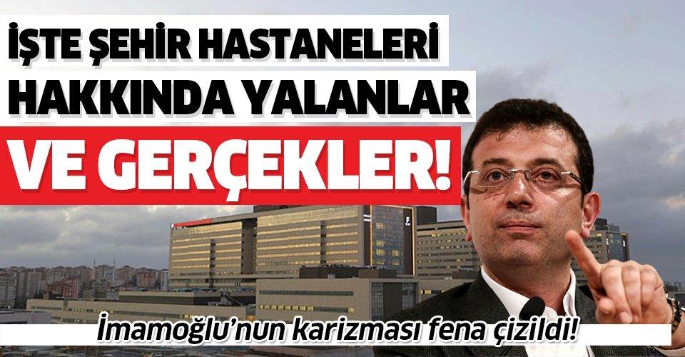 Sabah Gazetesi yazarı Mahmut Övür şehir hastaneleri hakkındaki yalanlar ve gerçekleri yazdı!