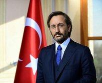 Altun'dan CHP'li Özgür Özel'e cevap!