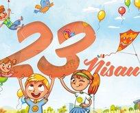 23 Nisan 2,3,4,5 ve 6 kıtalık en güzel şiirler!