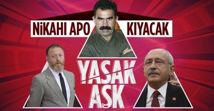 SON DAKİKA: CHP-HDP-İmralı ilişkisinde yasak aşk bitiyor mu? Adı konmamış ittifakta İmralı şartı!