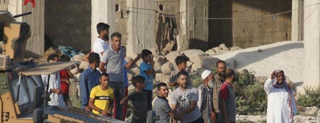 Dünya 'Barış Pınarı Harekatı'nı bu fotoğraflarla gördü! İşte 'Barış Pınarı Harekatı'ndan kareler...