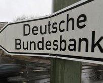 Bundesbank'tan Alman ekonomisi için durgunluk uyarısı