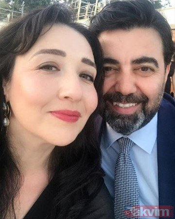 Bir Zamanlar Çukurova'nın Gaffur'u Bülent Polat'ın öğretmen eşi! Dizide Saniye var ama...