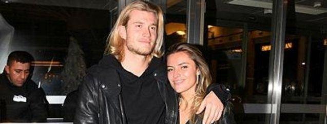 Loris Karius'un model sevgilisi Sophia Thomalla İstanbul'un altını üstüne getirdi... En çok orası dikkatini çekti