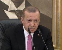 Erdoğan: Arakanda kamplar kurmayı planlıyoruz