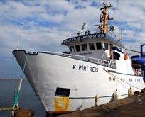 Türkiye'den flaşdoğal gaz hamlesi! Piri Reis Karadeniz'de çalışacak