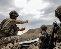 Pençe- Kaplan'da PKK'lı 3 terörist öldürüldü!