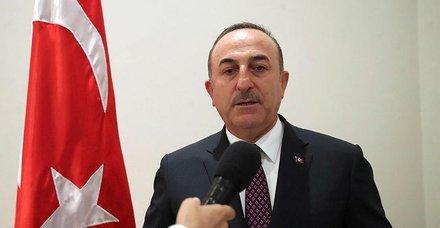 Bakan Çavuşoğlu'ndan Barış Pınarı Harekatı açıklaması: Harekatımız uluslararası hukuka uygun