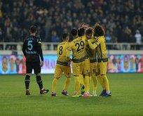 Malatyada Trabzonspora şok!