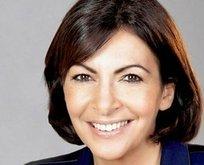 Paris Belediye Başkanı Anne Hidalgo'dan tepki çeken paylaşım