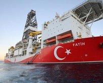 Bakan duyurdu: Fatih sondaj gemisi yeni durağında