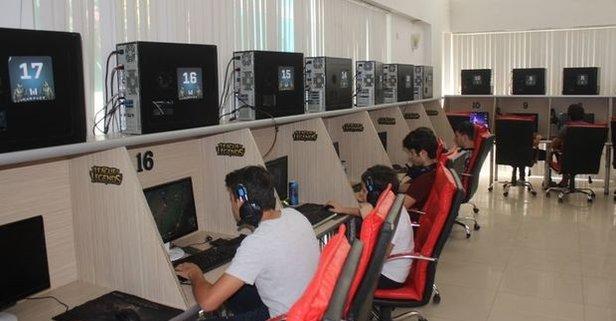 İnternet kafe, elektronik oyun salonu, bilardo salonu açıldı mı?