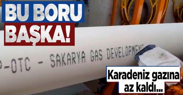 Karadeniz gazı için geri sayım!