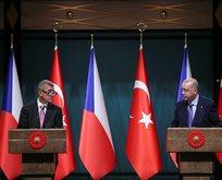 Başkan Erdoğan: Şu anda güvenli bölgenin sadece adı kaldı