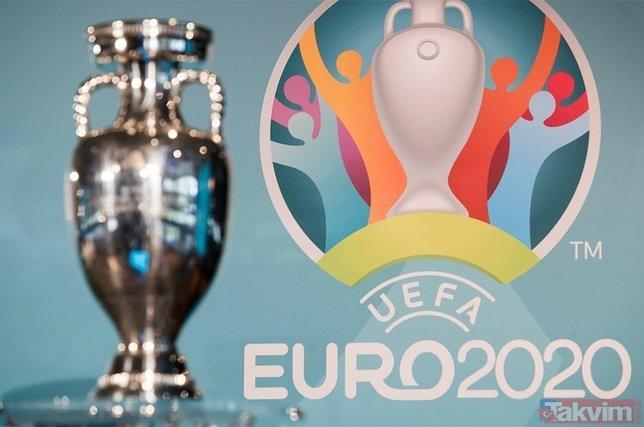 EURO 2020 eşleşmeleri belli oluyor! İşte EURO 2020'de Türkiye'nin muhtemel rakipleri...