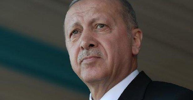 Başkan Erdoğan'dan Dünya Mülteciler Günü mesajı