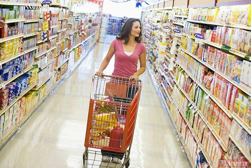 Gıda terörü dur durak bilmiyor! Tarihi geçmiş ürünleri tekrar rafa koyabilmek için...
