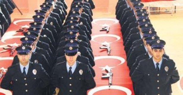 8 bin polis alınacak