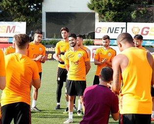 İşte Galatasarayın ilk 11i