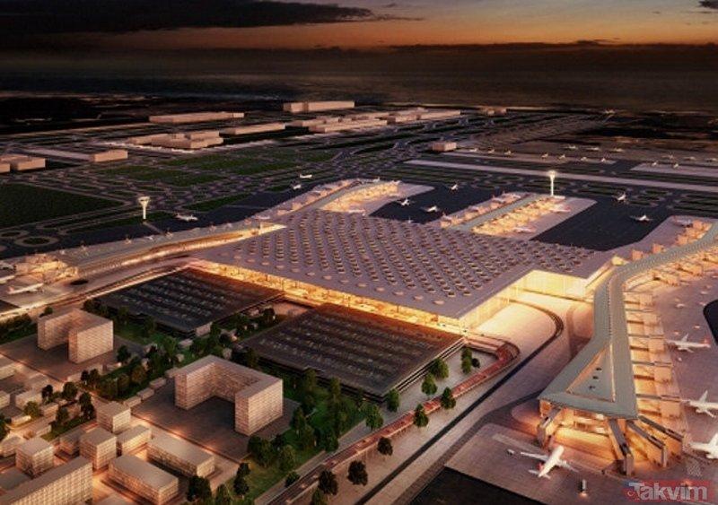 Yeni Havalimanı'na 1000 kişi aranıyor