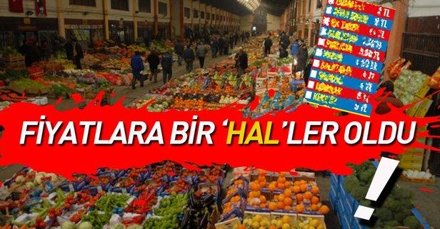 Fırsatçı Zamlarıyla Yükselen Sebze Meyveye şimdi Hallerde De Zam