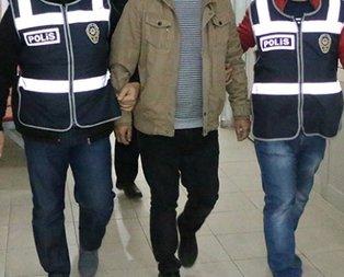 Ankarada FETÖ operasyonu!