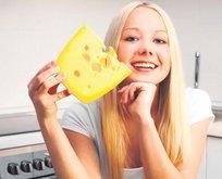 Peynir -tereyağı-krema hayatınla oynama