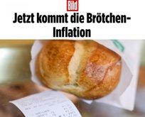 Almanya'da ekmeğe, benzine, doğalgaza zam!