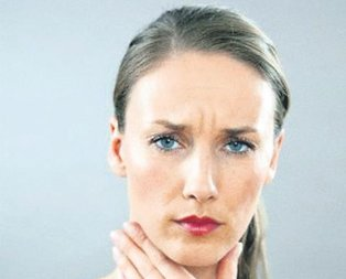 Boğaz ağrısına doğal reçete