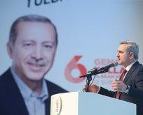 """""""Türkiye'yi gençlerimizle geleceğe taşıyacağız"""""""