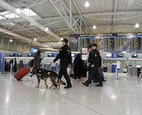 Atina Havalimanında FETÖ operasyonu
