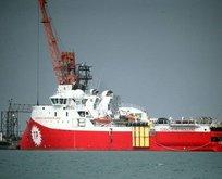 Doğu Akdenizde gerilim! Deniz Kuvvetleri engelledi