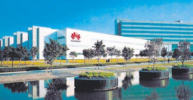 Huawei patladı