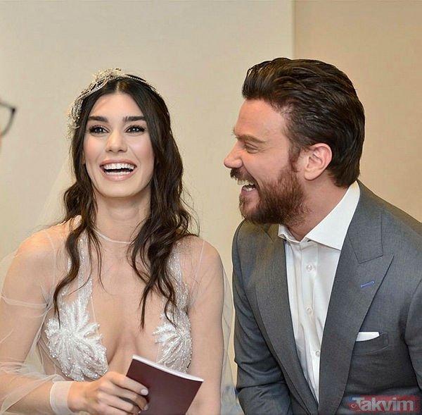 Burcu Kıratlı - Sinan Akçıl cephesinde yeni kriz! İkinci kez evlenecekler derken...