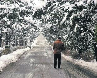 Meteorolojiden 32 il için kar yağışı uyarısı!