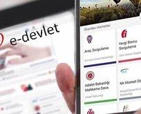 e-Devlet'ten 5 yeni hizmet