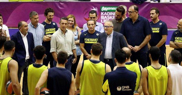 Fenerbahçe potada Tunus'u yendi
