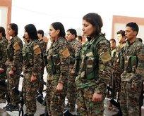 YPG'li terörist: Esad bize rejim kıyafeti dağıttı