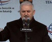 Başbakan Yıldırımdan flaş Afrin açıklaması