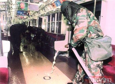 Japonya'da 6 terörist idam edildi!