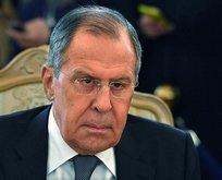 Lavrov: Saldırı yasa dışı