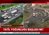 Son dakika... İstanbul'da yol durumu nasıl? İşte İstanbul trafiğinde son durum