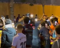 Barcelona taraftarı Koeman'ın arabasına saldırdı