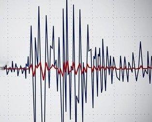 Yunanistanda şiddetli deprem