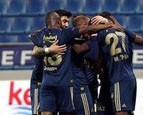 Fenerbahçe 2 attı 3 aldı!