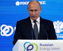 Vladimir Putinden dolar açıklaması