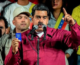 Venezuelada zafer Maduronun