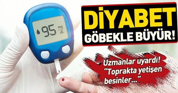 Diyabet göbekle büyür